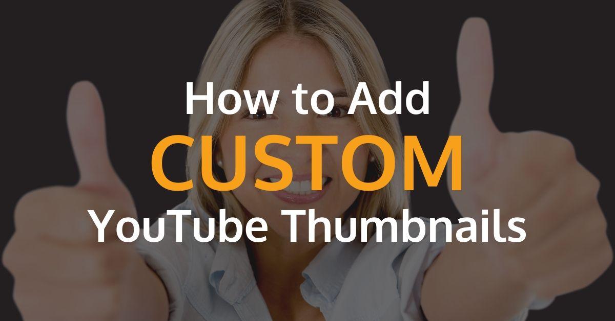 How to Add a Custom YouTube Thumbnail OG Image - Dealer Teamwork