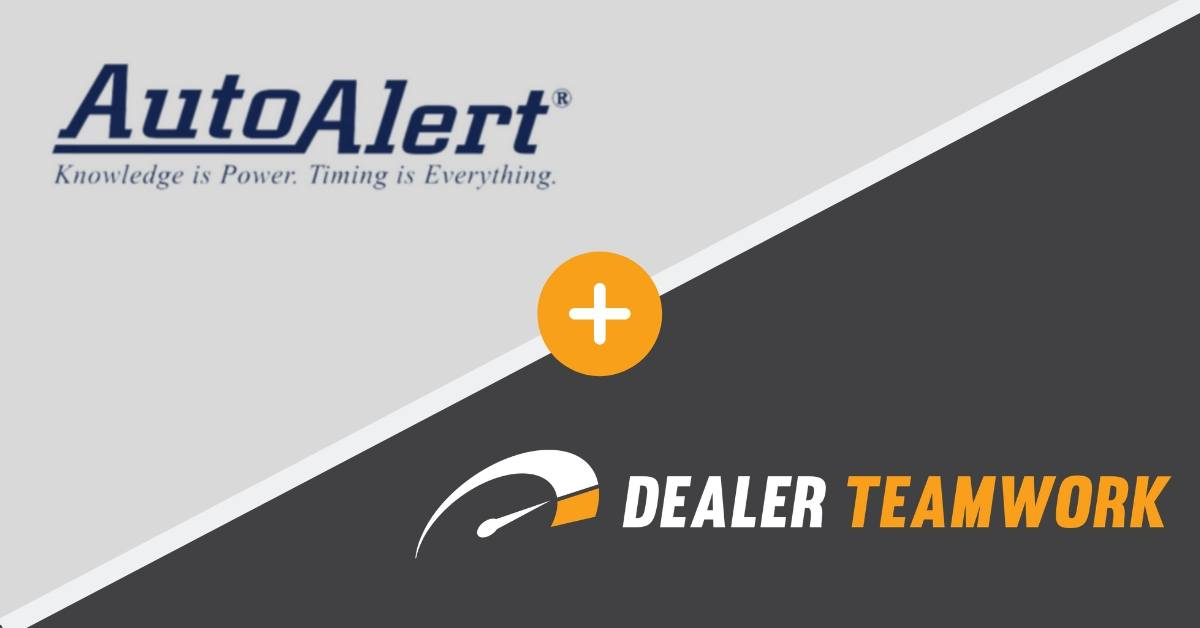 AutoAlert - Dealer Teamwork