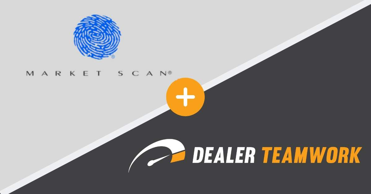 Market-scan- Dealer Teamwork