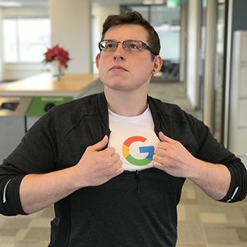 Josh Malone Google Geek