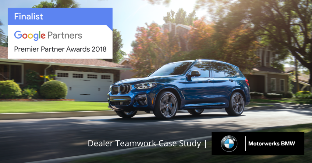 Dealer Teamwork BMW Case Study