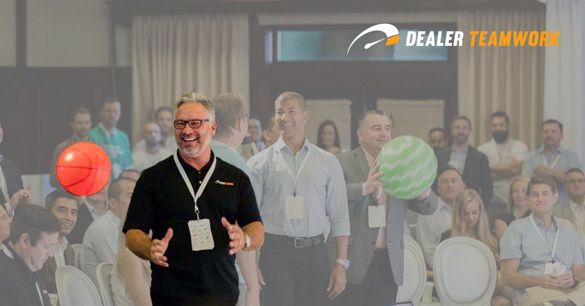 Dealer Teamwork - Google Growth Summit