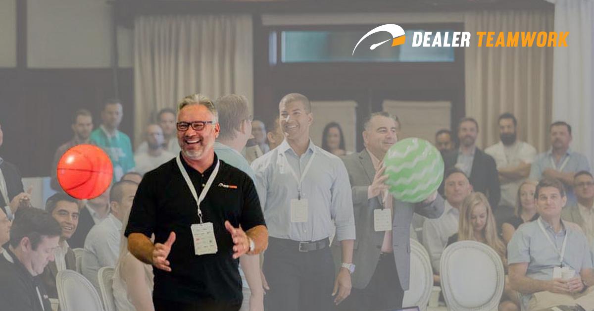 Dealer Teamwork - Google Growth Summit