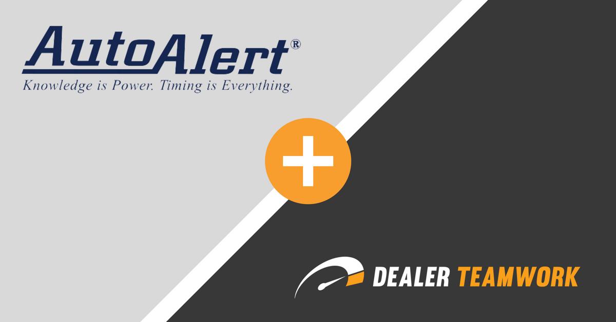AutoAlert - Dealer Teamwork Partnership