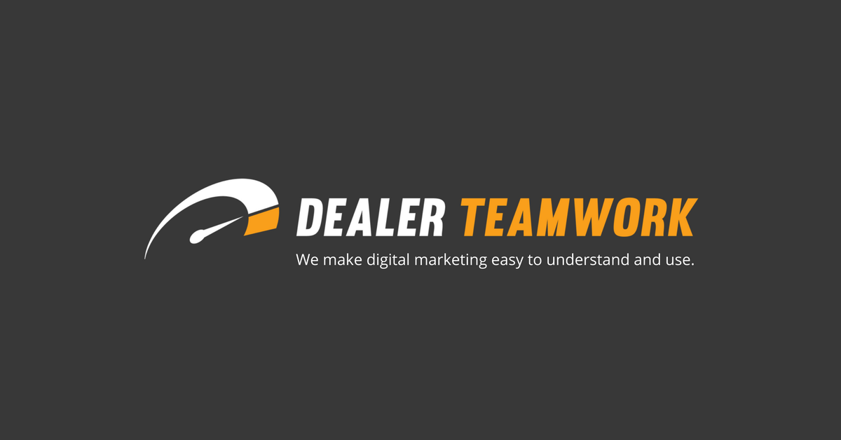Sean Stapleton - CEO & Co-founder, Dealer Teamwork