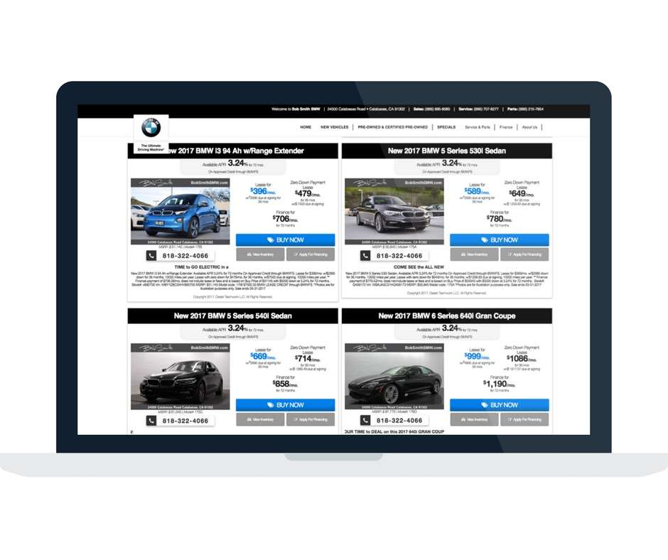 BMW Certified Digital Advertising Partner