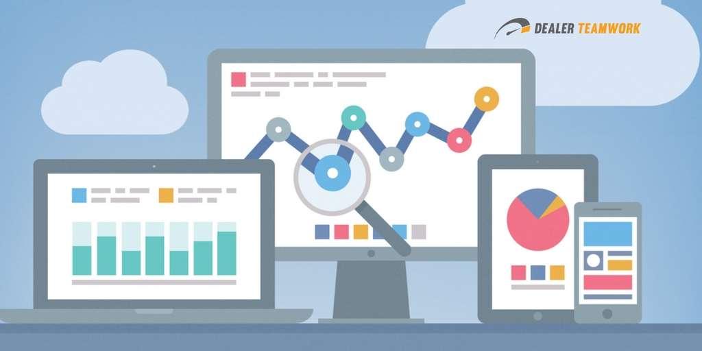 Dealer Teamwork Google Data Studio Reporting