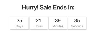 Countdown Timer - Dealer Teamwork