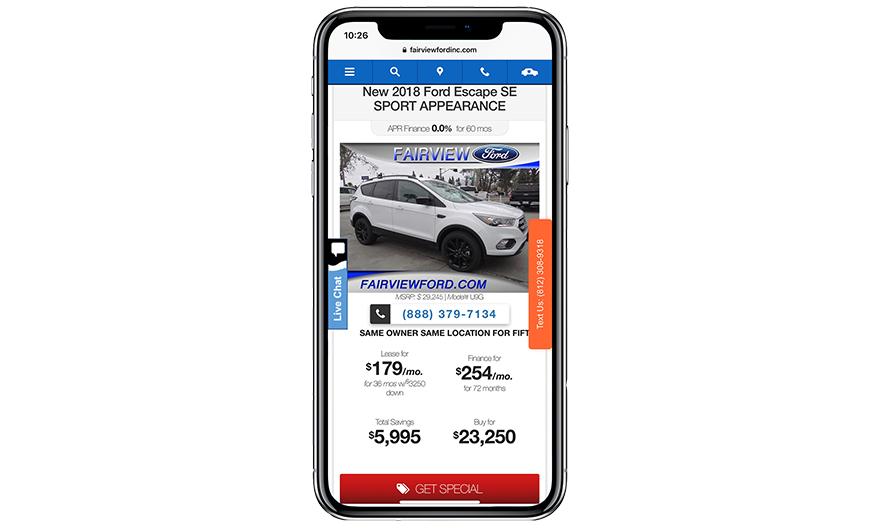 Dealer Teamwork - Ford Digital Marketing Co-op
