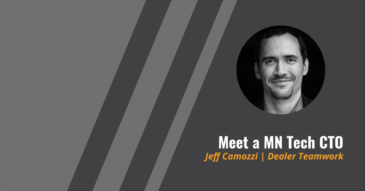 Jeff Camozzi - Dealer Teamwork CTO