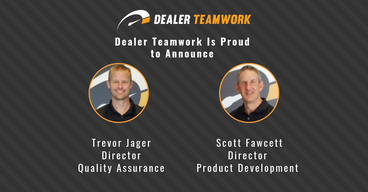 Trevor Jager-Scott Fawcett Hired-Dealer Teamwork
