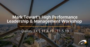 Mark Tewart Dallas Workshop - Dealer Teamwork