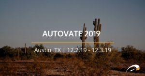 AUTOVATE 2019 - Dealer Teamwork