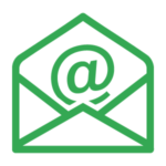 Email Icon - green