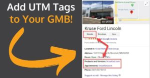UTM Tags Blog OG Image - Dealer Teamwork
