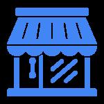 GMB icon blue