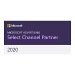 Microsoft Advertising Partner Logo