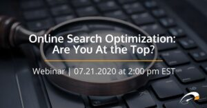 Online Search Optimization_ Are You At the Top Webinar Event