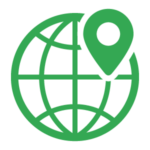 green local seo icon